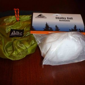 Ultralight Chalk Bag with Chalky Ball