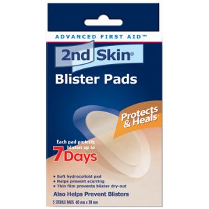 2nd Skin Lister Pads