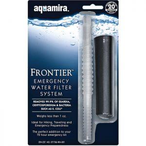 Aquamira Emergency Water Filter