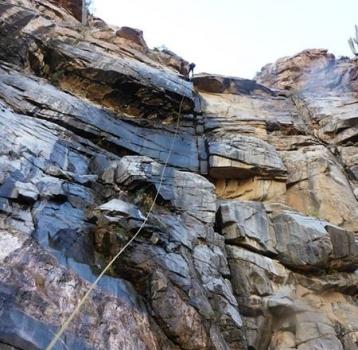 Castle Creek Canyon