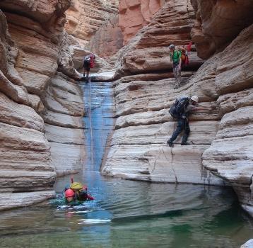 Grand Canyoneering Video: 150 Mile, Matkat, Panameta and Olo Canyons