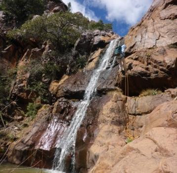 Y Bar Canyon