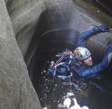 Helpful website for planning canyoneering trips